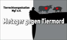 Metzger gegen Tiermord